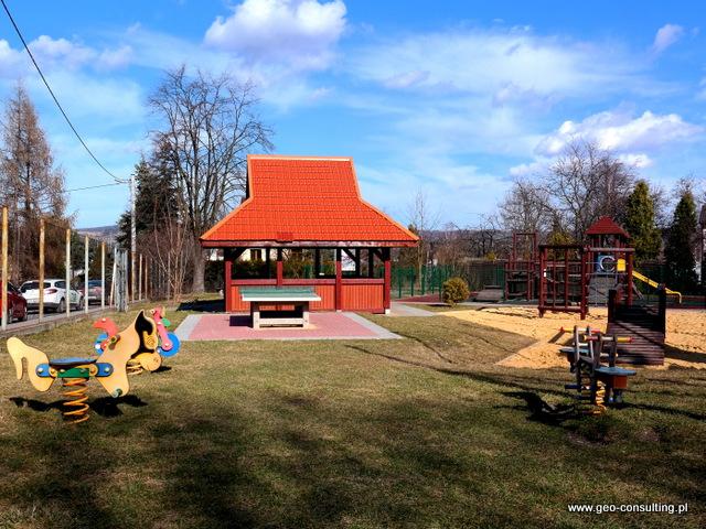 Na terenie Zabierzowa znajduje się wiele placów zabaw